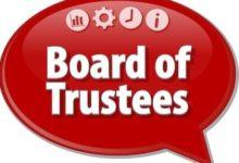 Trustee Board Members...