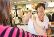 Retail Volunteer