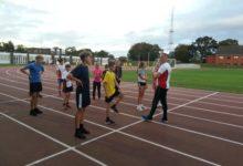 Athletics Club Volunteer